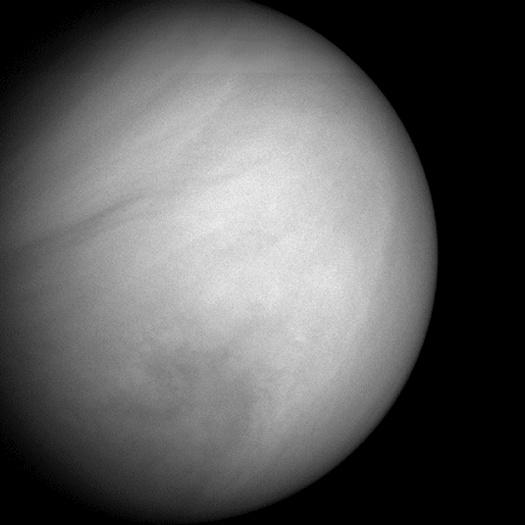 Incontro ravvicinato con Venere della sonda Messenger